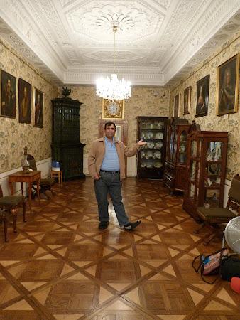 Obiective turistice Lvov: Palatul lui Ian Sobieski