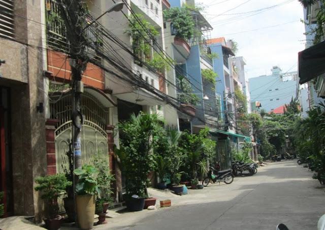 Bán nhà 1 lầu hẻm 710 Lũy Bán Bích Quận Tân Phú.2