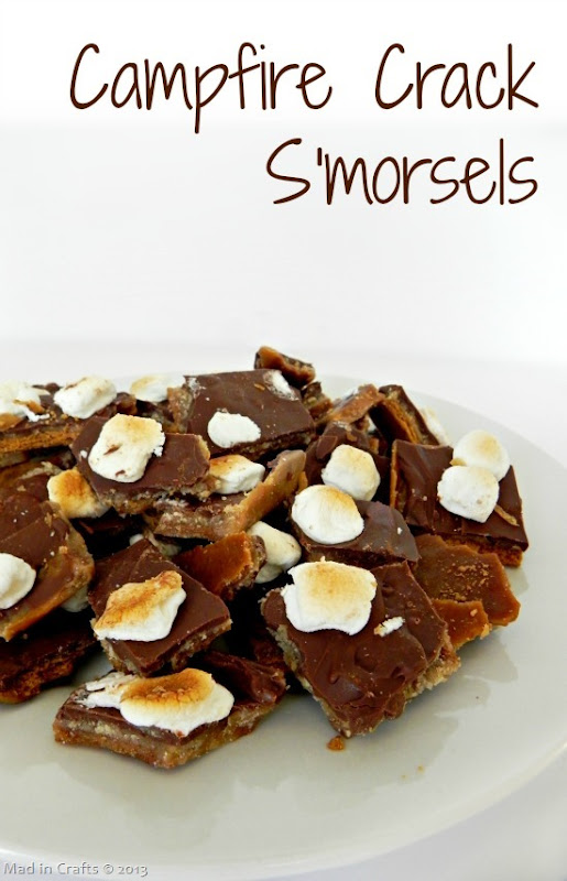 Campfire Crack Smorsel Recipe