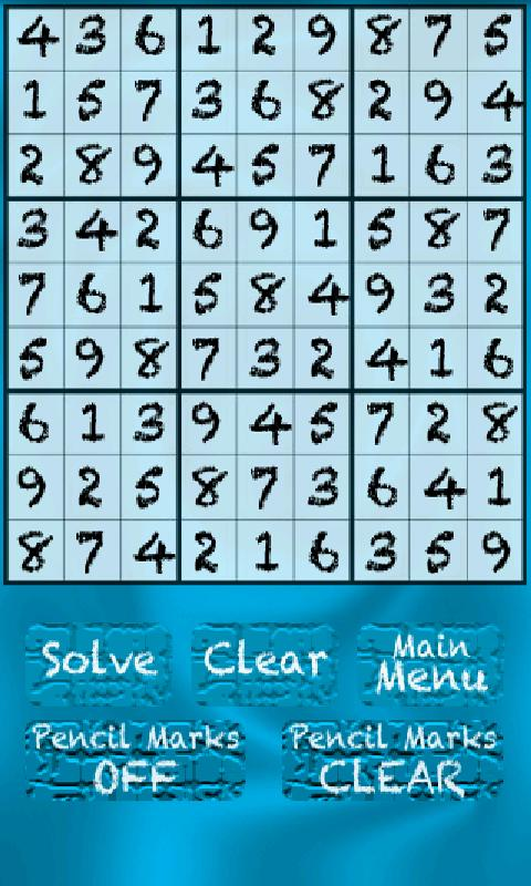 Sudoku Solver Plus- screenshot