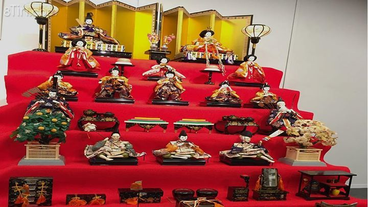 Ở Nhật ngày 3 tháng Ba hàng năm là ngày lễ truyền