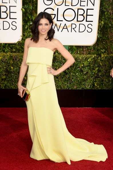 Jenna Dewan-Tatum attends the 72nd Annual Golden Globe Awards