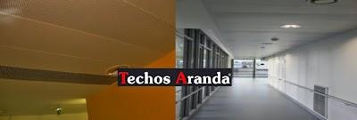 Techos aluminio Barakaldo