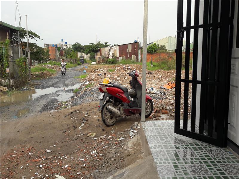 Bán nhà hẻm 1 xẹt đường Thoại Ngọc Hầu Tân Phú 010