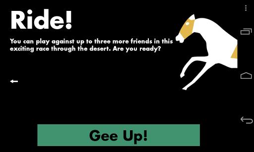 【免費賽車遊戲App】Horse Rider-APP點子
