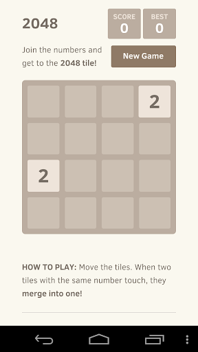 2048 Strategy and Algorithm to Win - 2048 Strategy