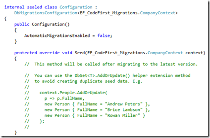 appdev developing applications with entity framework 4.1