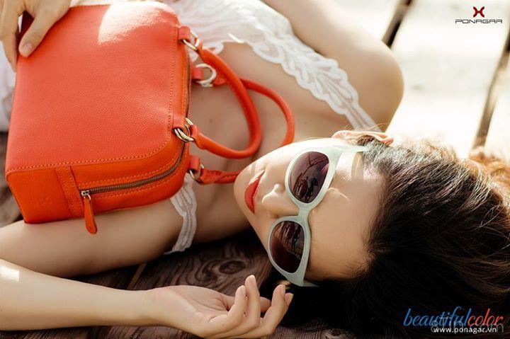 love fashion, love Ponagar <3  Hana by Ponagar Handmade Leather