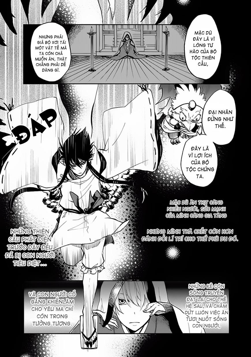 Akai Sato No Tengu Chap 001