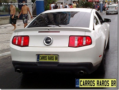 Ford Mustang GT 5.0 Branco (2)
