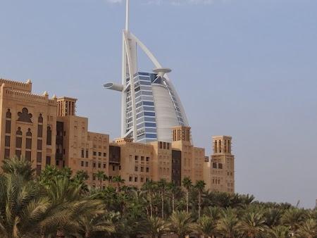 Nou si vechi in Dubai