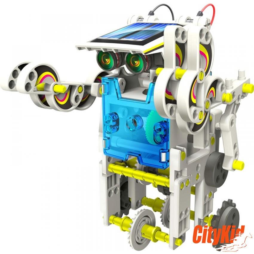Robot biến hình 14 trong 1
