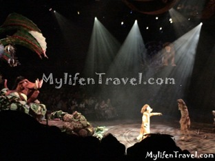 Lion King Disneyland HK 16
