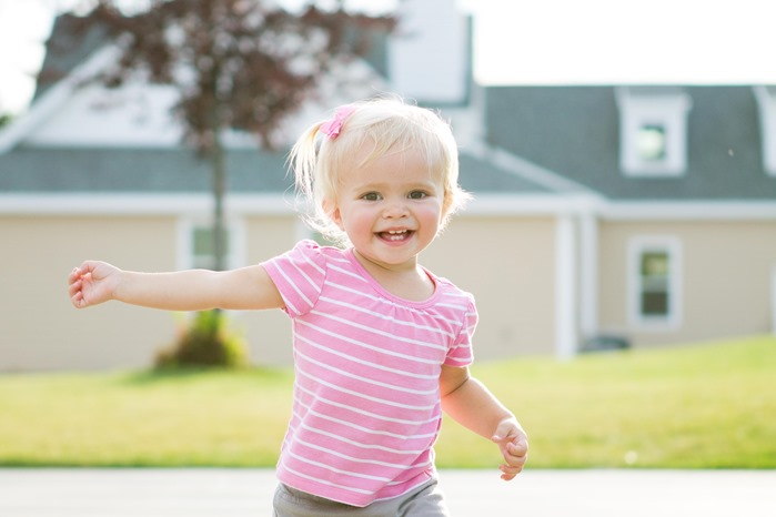 Photography Tips and Tricks, Shutter speed for photographing toddlers and kids