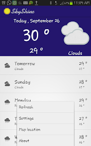 SkyShine-Weather Forecasting screenshot 8