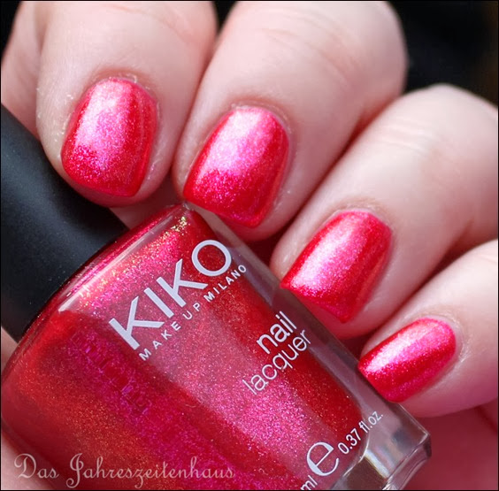KIKO 277 Blueberry Glitter 7