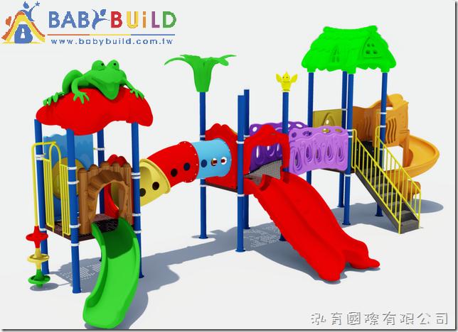 BabyBuild 協助製作學校遊具標案規範