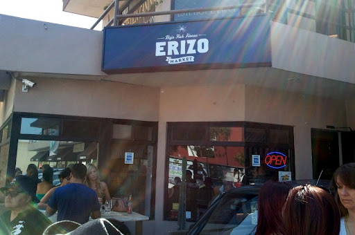 Erizo Baja Fish House and Market in Tijuana