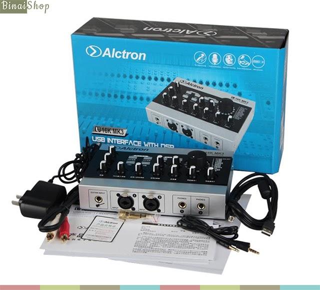 Alctron U16k MKIII