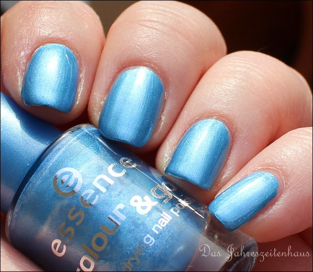 Essence - Gleam in Blue 6