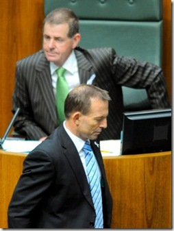 Slipper, Abbott