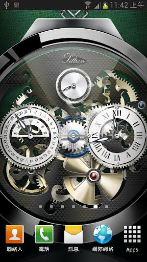 Luxury Watch LiveWallpaper