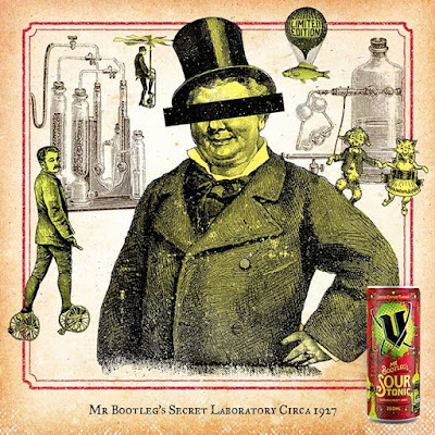 Mr Bootlegs Sour Tonic Laboratory He loves flavour as much as he
