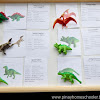 Dinosaur Cards and Worksheets (Free Printable)