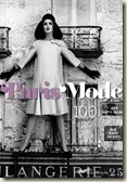 Couverture du livre Paris Mode : 100 photos de légende