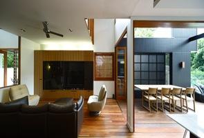 decoracion interior casa moderna