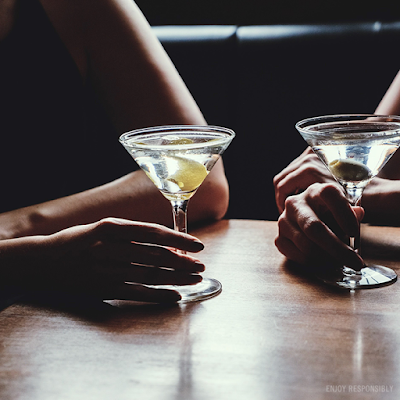 Midweek martini moments Tag that someone you'd share your midweek martini with