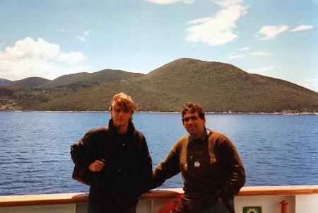 Imagini Grecia: Singur in lume - cu Fernando pe ferry Brindisi - Patras.jpg