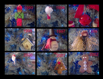 Christmas ornaments One
