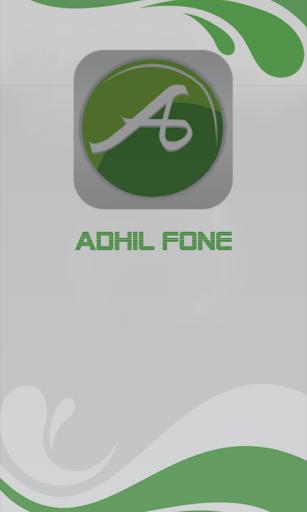 AdhilFone