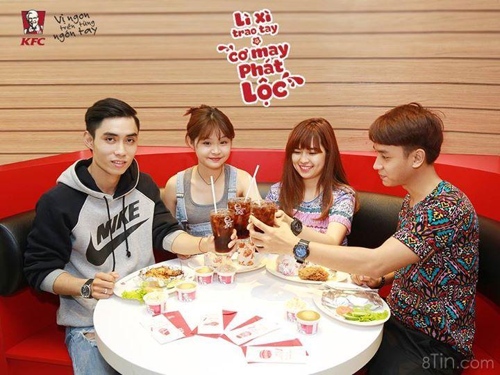 Chương trình mua combo Phát Lộc nhận voucher miễn phí món ăn