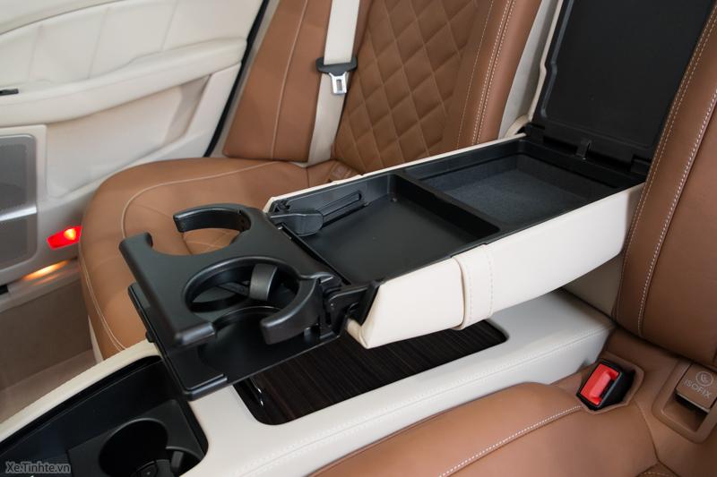 Xe Mercedes Benz CLS500 New Model màu trắng 028