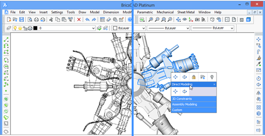 BricsCAD 3D CAD Software
