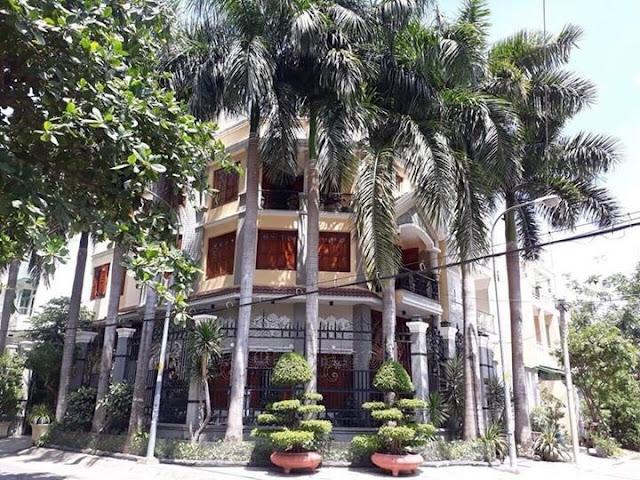 Bán biệt thự lô góc Thủ Thiêm Trần Não Quận 2