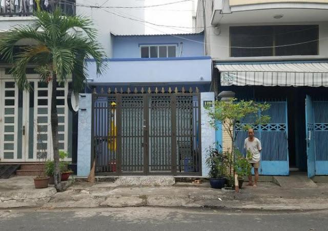 Bán Nhà Mặt Tiền Đường Thành Công Quận Tân Phú 001