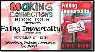 Falling Immortality