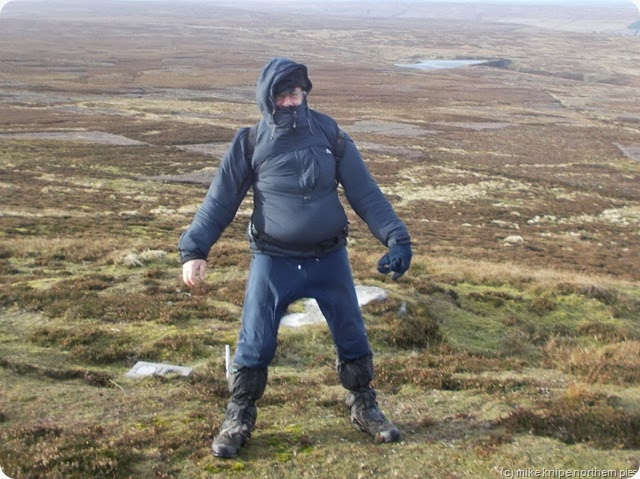 walk leader gruntled by wind on bolts law