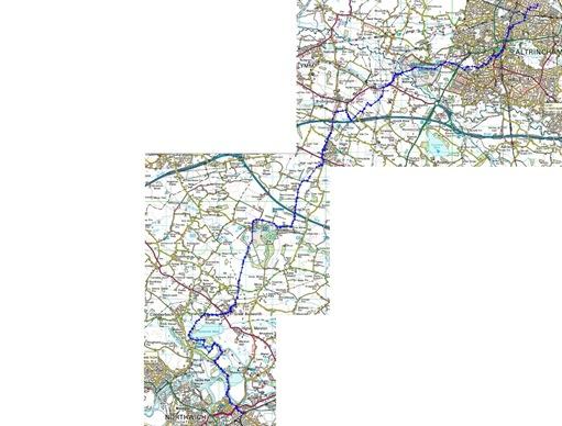 Route full