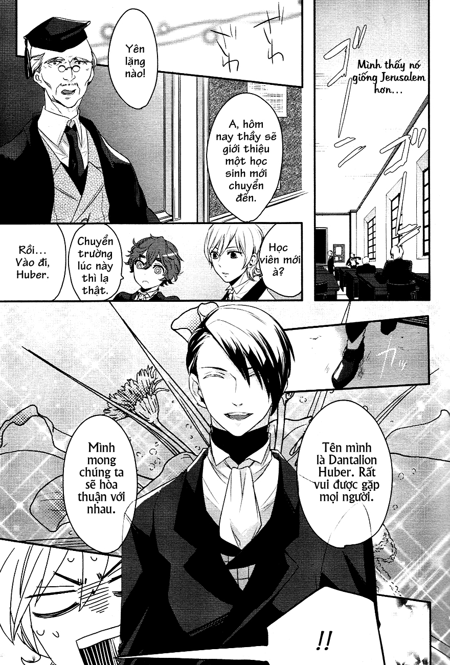 Makai Ouji: Devils and Realist Chap 003