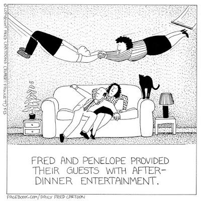 After Dinner Fred Ilovefred cartoons Rupertfawcett