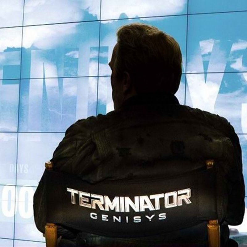 """Terminator"" Reboot Officially Titled ""Terminator Genisys"""