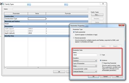 David Light: Revit 20120 - Reporting Parameters in CW Panels