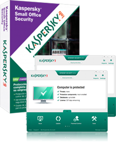Kaspersky small office security fullversion