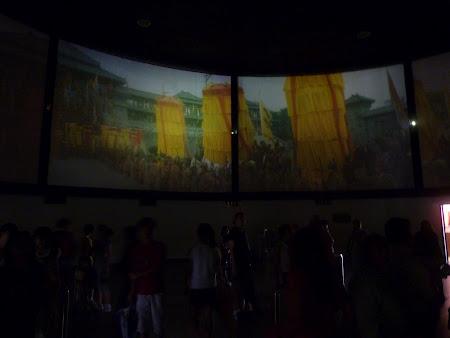 Cinema Armata de Teracota
