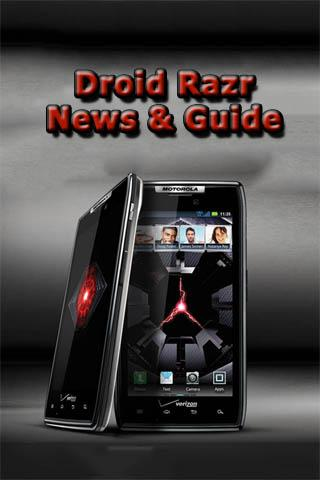 Droid Razr Maxx News & Tips - screenshot