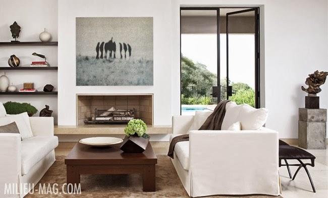 Kelly Schandel Interior Design Milieu winter 2014 issue